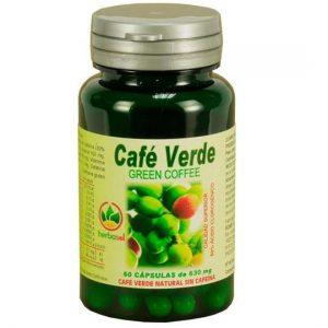 Café Verde descafeinado Herbasol 2