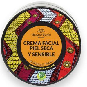 Crema Facial Piel Seca y Sensible 1