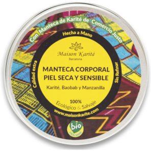 Manteca Corporal Piel Seca y Sensible (1)